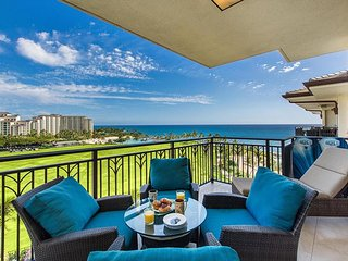 Sensational Lanai Views from your very own, Beautiful Ko Olina Villa!