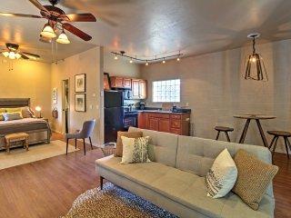Cozy Tucson Studio Cottage - 4 Miles to Downtown!