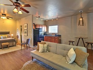 New! Tucson Studio Cottage - Minutes to Downtown!