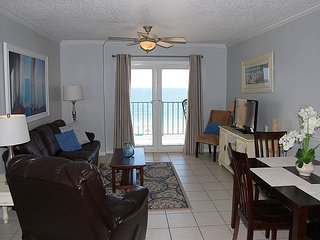 Surfside Shores 2502: Beautiful, newly updated 2br/2ba Gulf Front Condo