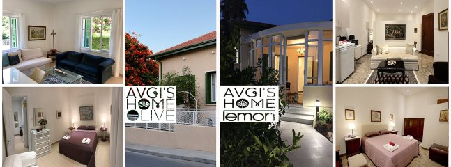 'LEMON&OLIVE Combination Apartments' at 'AVGI'S HOME' Vacation, holiday, business rent