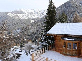 Luxurious Ski Chalet Teremok with Sauna and Jacuzzi