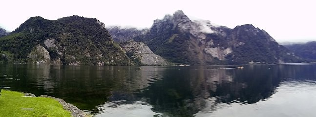 lake traunssee
