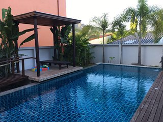 New 3 Bedroom Pool Villa, Rawai