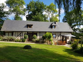 ' Une maison comme on peut en rever en Normandie ! '