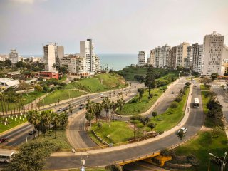 Luis Luxury Apartment Miraflores ARMENDARIZ ★★★★★
