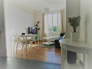 Appartement au calme, centre ville de TOURS