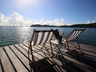 Cottage Infinity à 2 minutes à pied de la plage et le marina