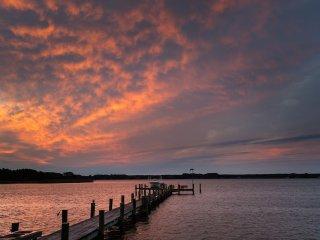 Best sunrise on the Eastern Shore