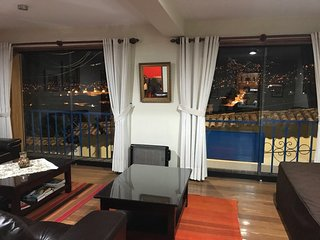 Very modern fully equipped and confortable apartment in the heart of Cusco