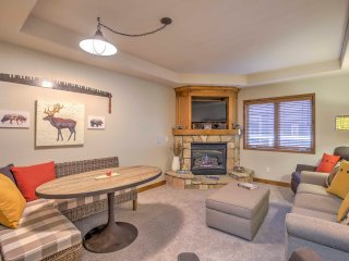 Breck Base Condo - Steps to Mtn, Mins to Main St!