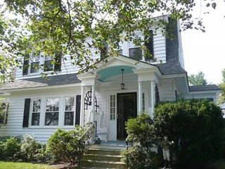 Charming Colonial on Main Street at Lake Winnipesaukee
