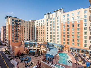 18-22 APR, National Harbor Resort forCherry Blossom Parade3BR Presidential Condo