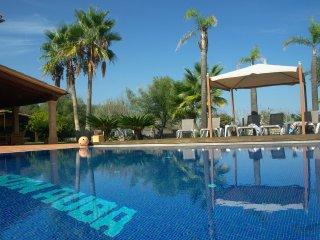 Son Auba, casa de vacaciones ideal familias, Mallorca