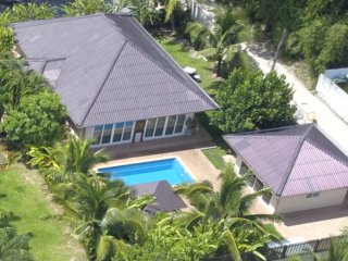 VILLA GARDENIA  2 bedroom +private pool bungalow