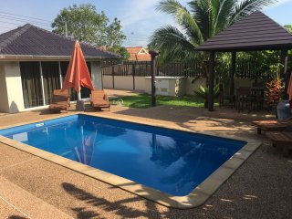 KRABI ZEN VILLAS '' GARDENIA '' 2 bedrooms+1 private pool bungalow