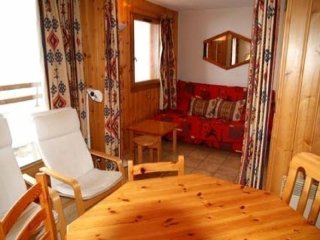 Rental Apartment Flaine, 1 bedroom, 6 persons