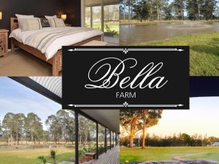 Bella Farm Country House - 3 Bedroom Private Homestead with Outdoor Spa