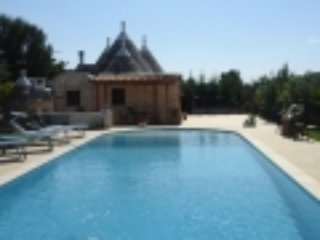 Charming Trullo with pool, 4 sleeps