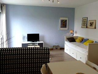 Appartement à 10 min de Biarritz, idéal pour visiter le pays basque.