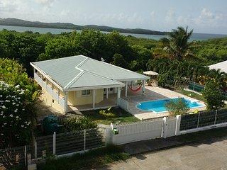 Villa Paradissol a 10 minutes des plages de Macabou