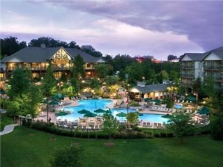 Marriott Willow Ridge 2BD sleeps 8