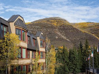 Marriott's StreamSide Birch Luxury Studio sleeps 4