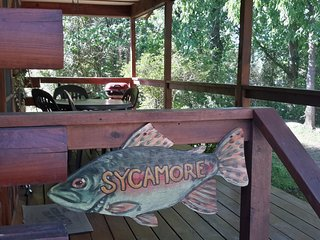 Sycamore - Parkers Hideaway on the River