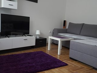 Studio Lia,in the city of Exit, near the city centar, parking free,wifi free