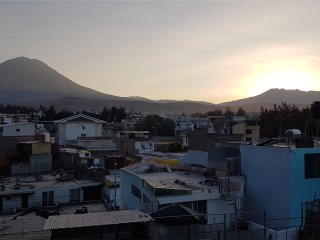 Arequipa Suite Panoramica Wood Oven, EXCELLENT VOLCANO VIEWS