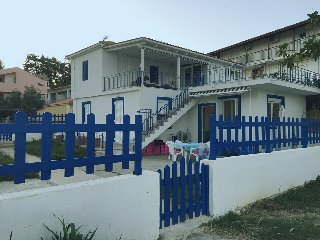 Seaside 6 sleeper house in Lixouri, Cephalonia