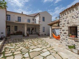 Casa accogliente 'da Zia Dina' tradizionale centrale con giardino
