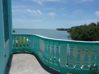 See Belize Relaxing 2-BR Sea View Vacation Rental