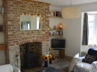 Quirky Victorian Cottage in the Magical Mendips