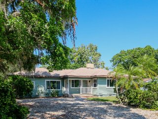 Dog-friendly, renovated home w/ private pool, screened lanai, & patio
