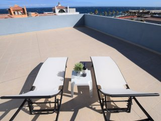 Duplex 100m from Beach&Rooftop&BBQ&Pool
