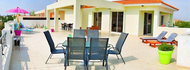 Private Penthouse Veranda