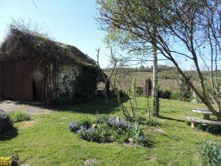 La Haute Cormerie,  gite du 18eme siecles  proche des bords de Loire.