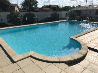 Villa 12 personnes avec piscine au coeur du bassin d'Arcachon