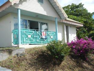 maison meublée touristique  dans residence le carbet de madinina
