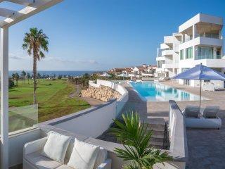Stunning views from this luxury development