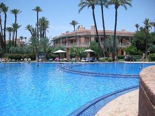 Appartement de rêve au cœur de la palmeraie de marrakech
