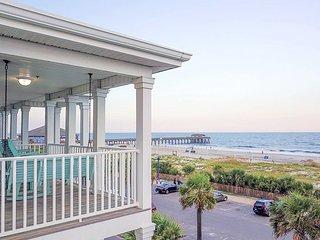 South Beach Ocean Condos - East - Unit 9 - Panoramic Oceanfront Vistas