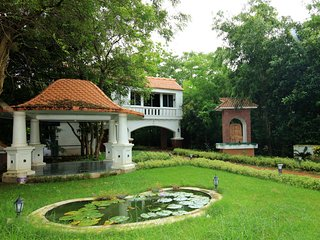 'Boutique resort', like 'home stay', not a hotel,near Tagore's shantiniketan