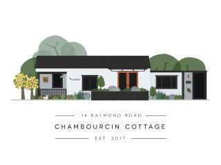 Chambourcin Cottage - Featured in NZ House & Garden - Coastal Vineyard Charm