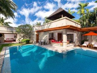 Villa Serene Luxury 3 Bed Large Pool Nr Bangtao Beach