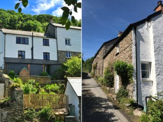 FLORRIES, two-storey cottage, in Barbrook, nr Lynmouth, Ref 964456