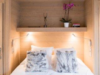 Le C - A02 - Bel appartement dans residence neuve avec Spa & Restaurant