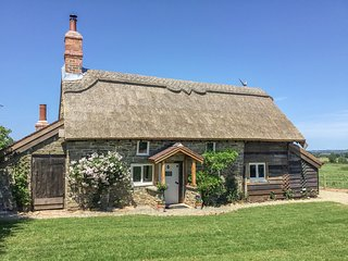 THE OLD COTTAGE, WIFI, thatched roof Ref 963510