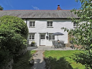 2 ROSE COTTAGE two-storey terraced cottage, coastal village, in St Agnes, Ref